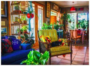 צבעוניות הרמונית לעיצוב מייטבי של הבית