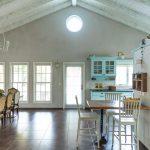 בית בהשראת הריביירה הצרפתית